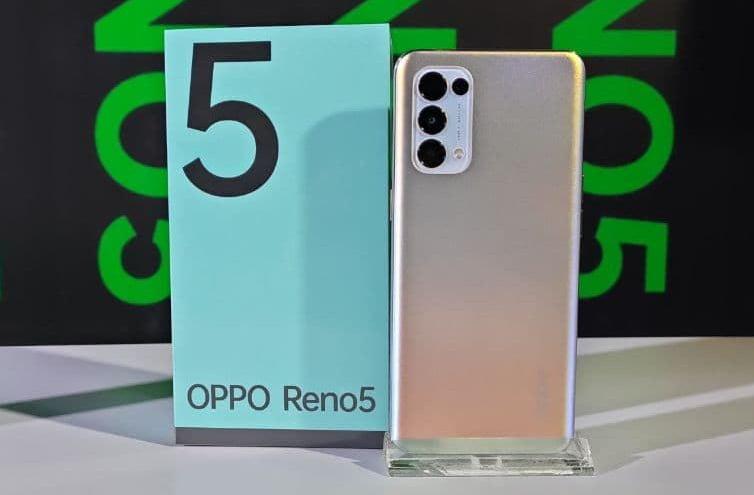 OPPO Reno 5 4G uygun fiyat ile satışa sunulabilir