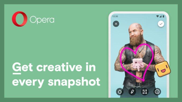 Android için Opera yenilikler ile güncellendi