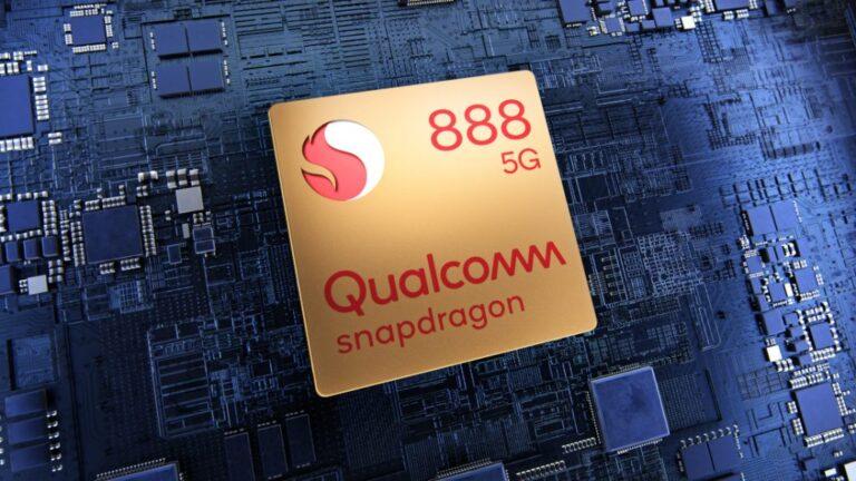 Qualcomm Snapdragon 888 kullanan telefonlar