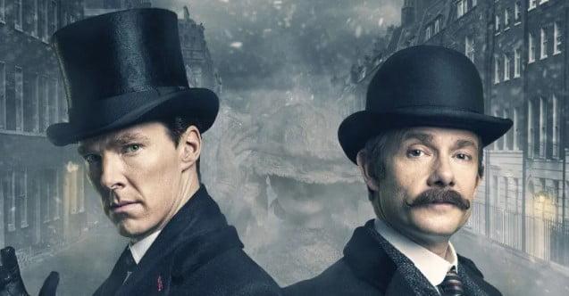 Sherlock Holmes dizisi