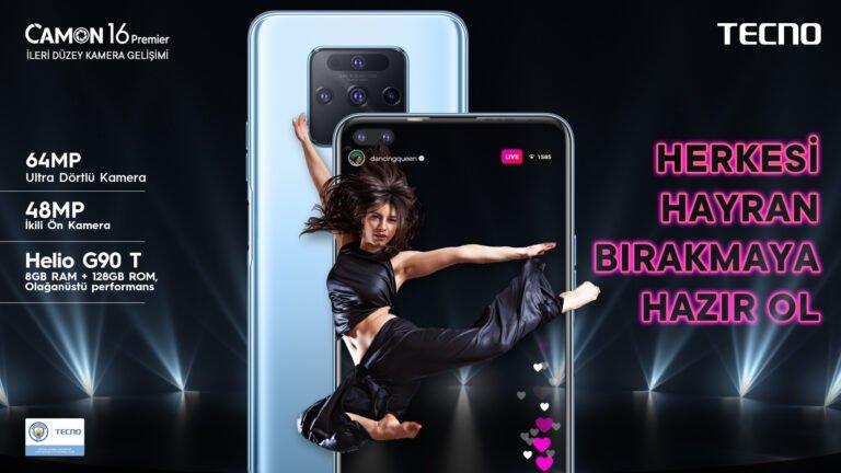 Telefon üreticisi Tecno da Türkiye'de fabrika kuruyor!