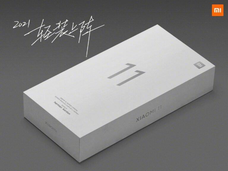 Xiaomi Mi 11 şarj adaptörsüz gelecek