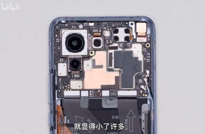 Xiaomi Mi 11 parçalarına ayrıldı! Kamera modülü ortaya çıktı!