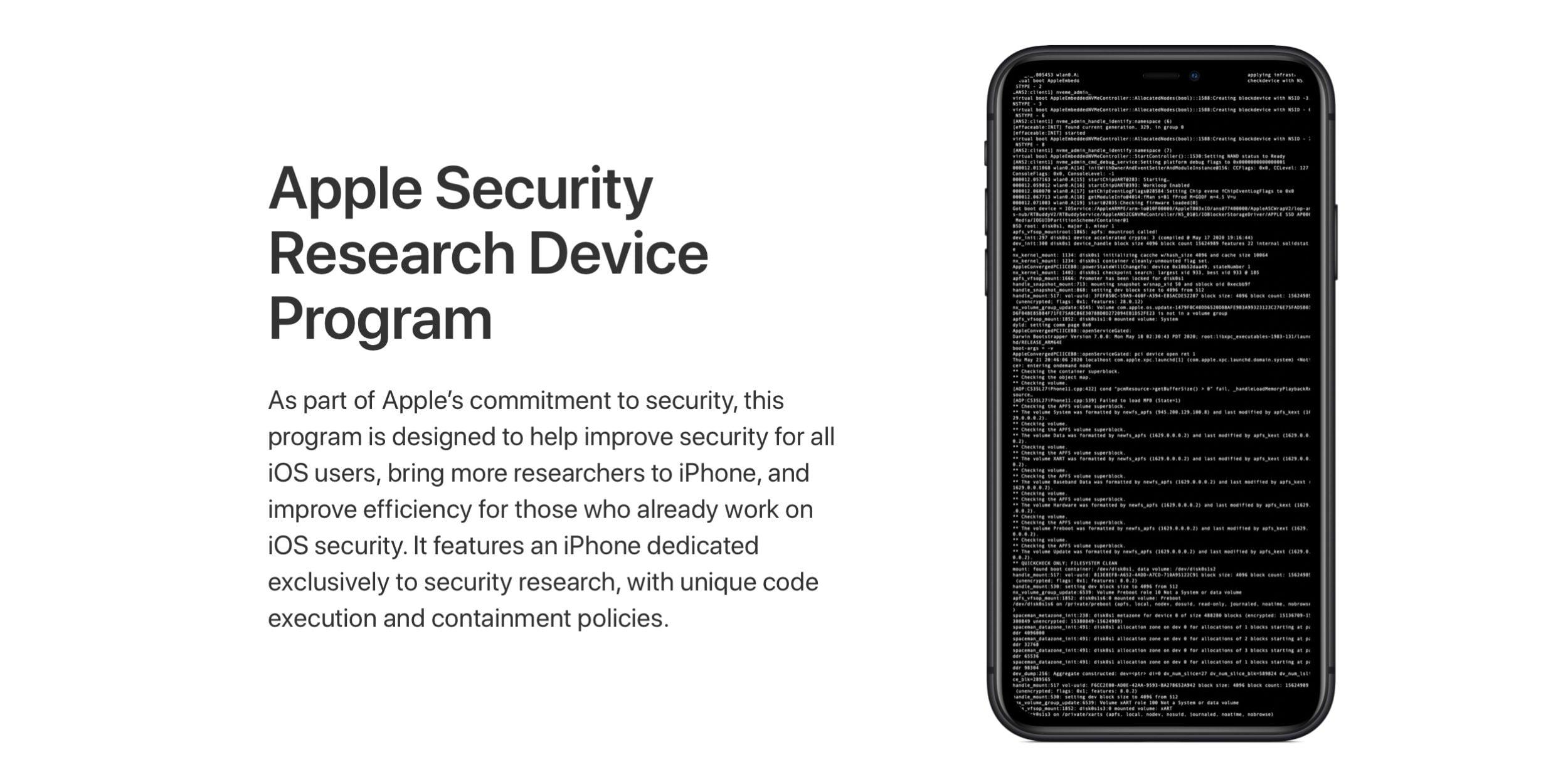 iPhone güvenliği