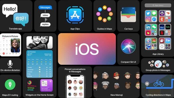 iOS 14.4 Public Beta