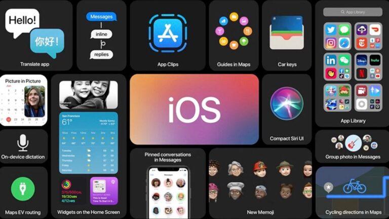 iOS 15 alacak tüm Apple cihazları!