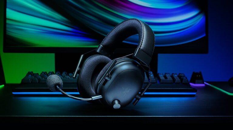 Razer BlackShark V2 Pro kablosuz oyuncu kulaklığı ile zincirleri kırın