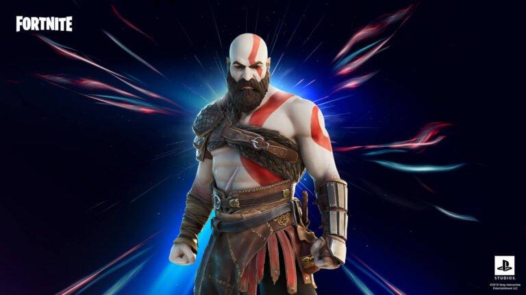 Fortnite için Kratos görünümü kullanıma sunuldu
