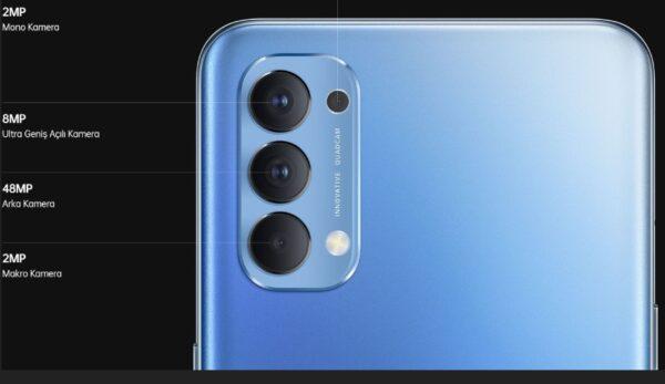 Oppo Reno4 akıllı telefon inceleme: İnce ve zarif bir detay