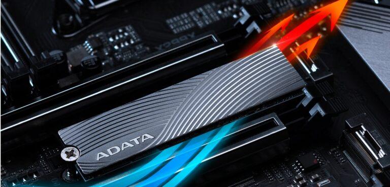 SWORDFISH PCIe Gen3x4 M.2 2280 SSD: Giriş seviyesi performans çözümü
