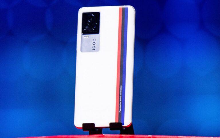 Vivo iQOO 7 resmi olarak gösterildi!