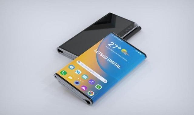 LG Rollable Mart 2021'de geliyor!