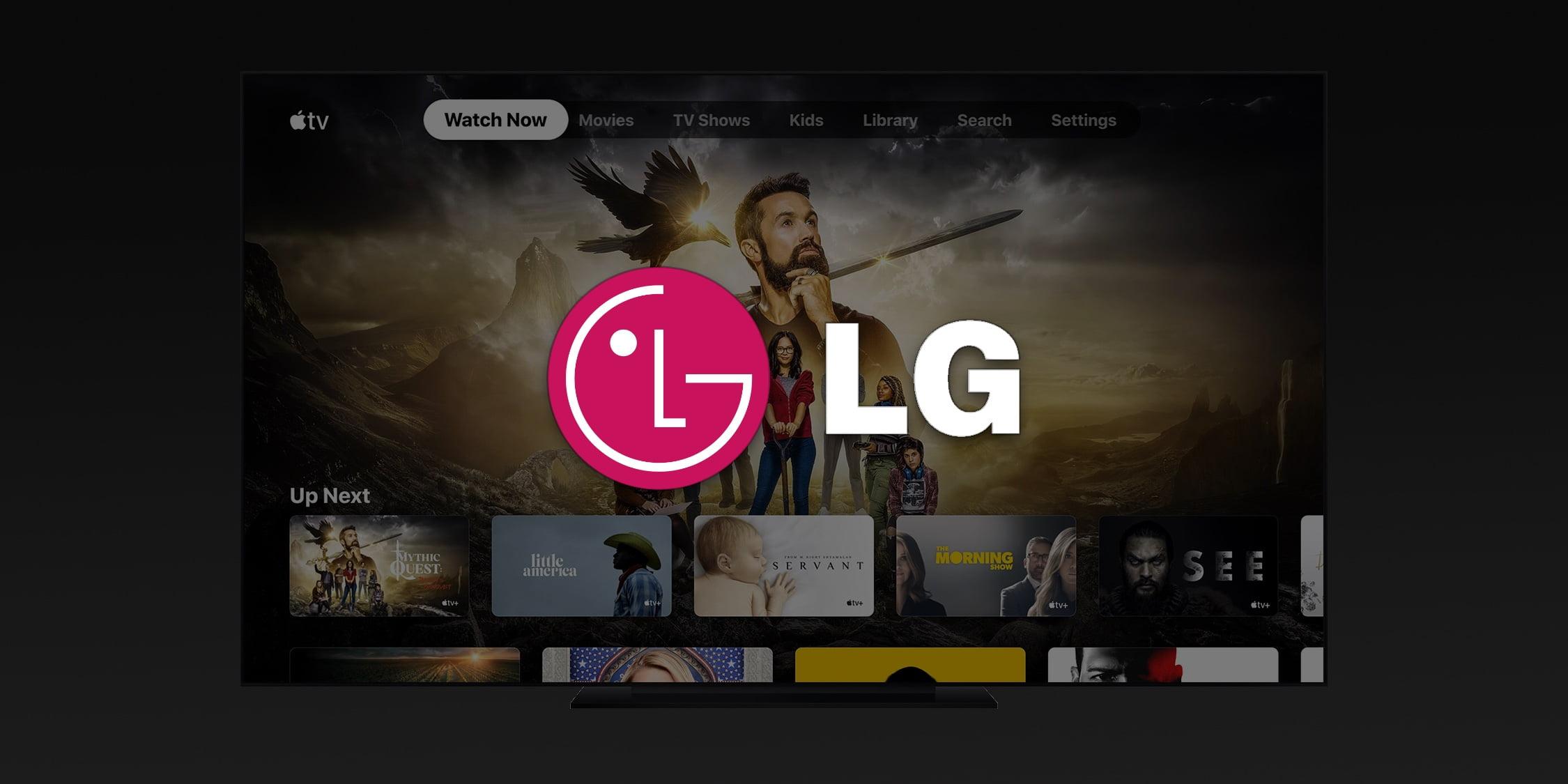 LG 2018 TV