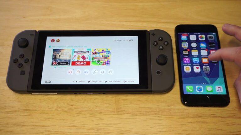 Nintendo Switch ekran görüntülerini iPhone'a aktarma yöntemi