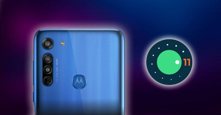 Android 11 alacak Motorola modelleri açıklandı