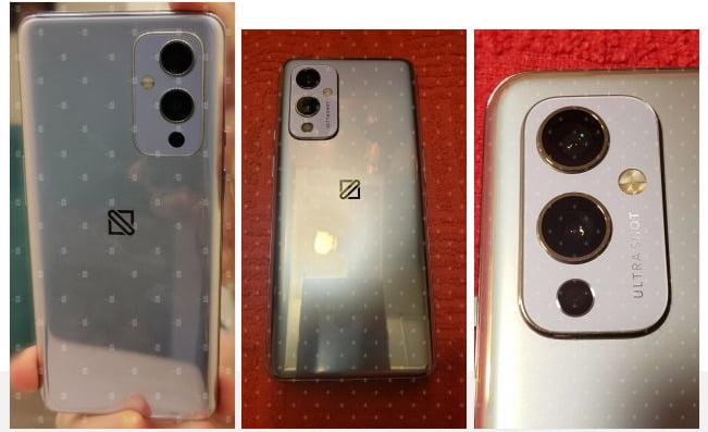 OnePlus 9 5G tasarımı tüm hatlarıyla ortaya çıktı