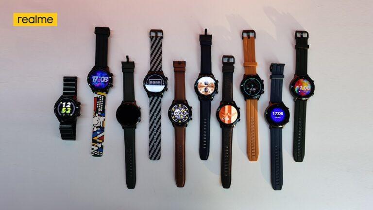 Realme Watch S Pro özellikleri netleşti
