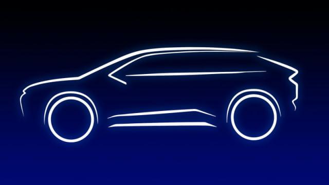 Toyota elektrikli otomobil tanıtımı yaptı