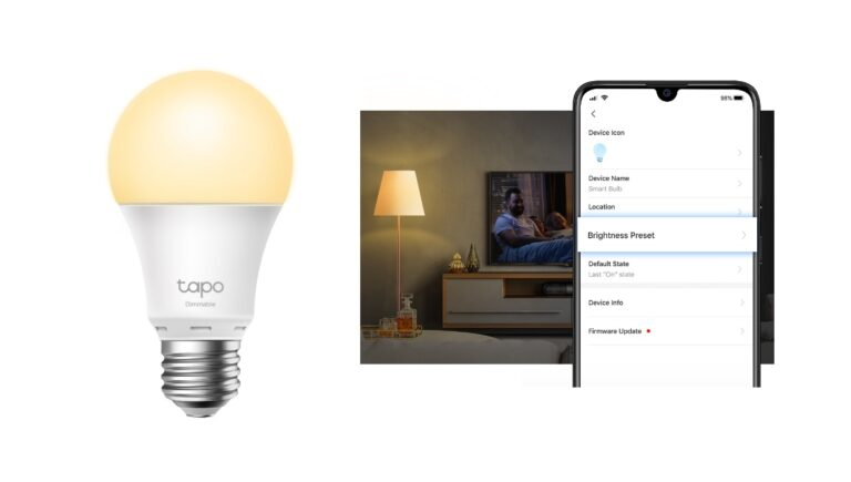 TP-Link Tapo L510E Akıllı Wi-Fi Ampulü: Artık her şey daha kolay