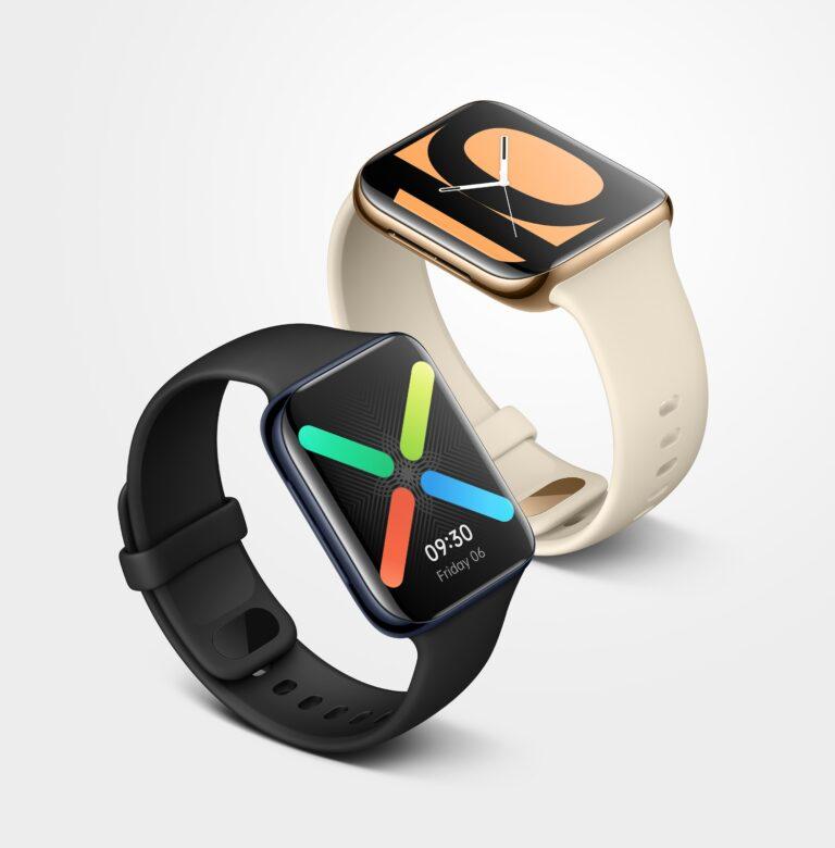 OPPO Watch yeni güncellemesine kavuştu
