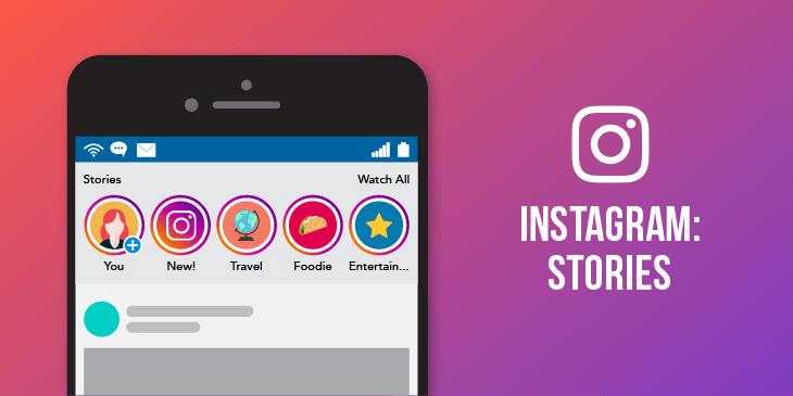 Instagram, masaüstünde hikayeler için yeni bir tasarım test ediyor