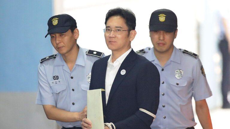 Samsung varisi Lee Jae-yong'a hapis cezası!