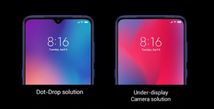 Samsung yeni ekran altı kamerası patenti geliştiriyor