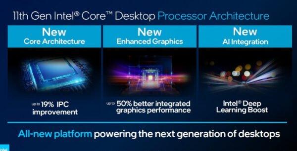 """Intel, """"Alder Lake"""" isimli çiplerini tanıttı! İşte detaylar"""
