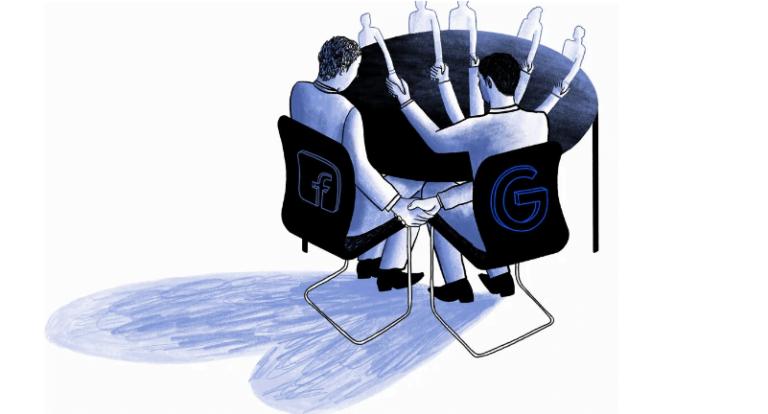 Google ve Facebook arasında gizli anlaşma ortaya çıktı!