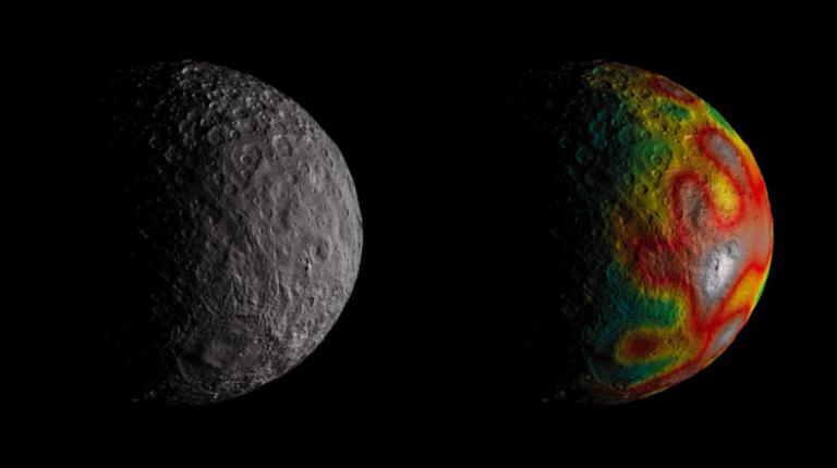 Dünya dışı yaşam için ilk durak Ceres olacak