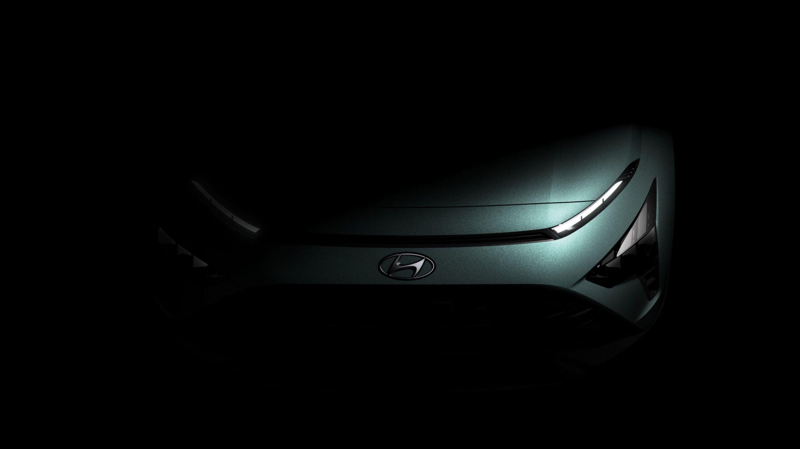 Türkiye'de üretilecek Hyundai Bayon böyle görünecek!