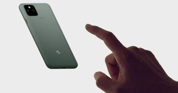 """Android 12 """"çift dokunuş"""" özelliğini geri getirebilir"""