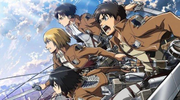 Attack on Titan mangası full renkli versiyonla geliyor!