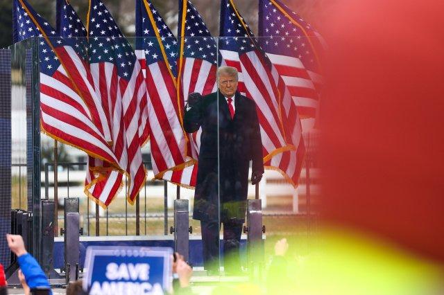 Donalp Trump Snapchat hesabı da askıya alındı