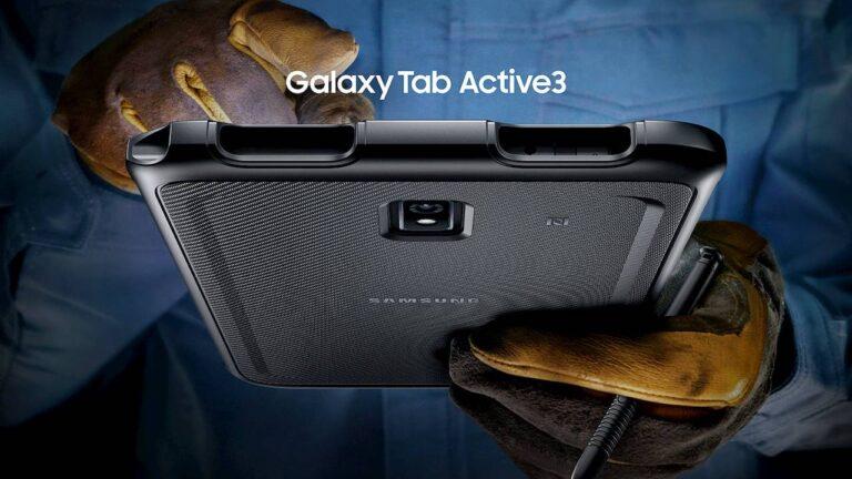 Samsung Galaxy Tab Active 3 fiyatı belli oldu!