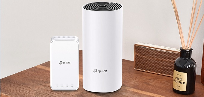 TP-Link Deco M3 AC1200 ile tüm evi kapsayan Mesh Wi-Fi sistemi