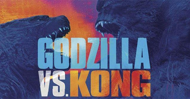 Godzilla vs Kong fragmanı nihayet yayınlandı!