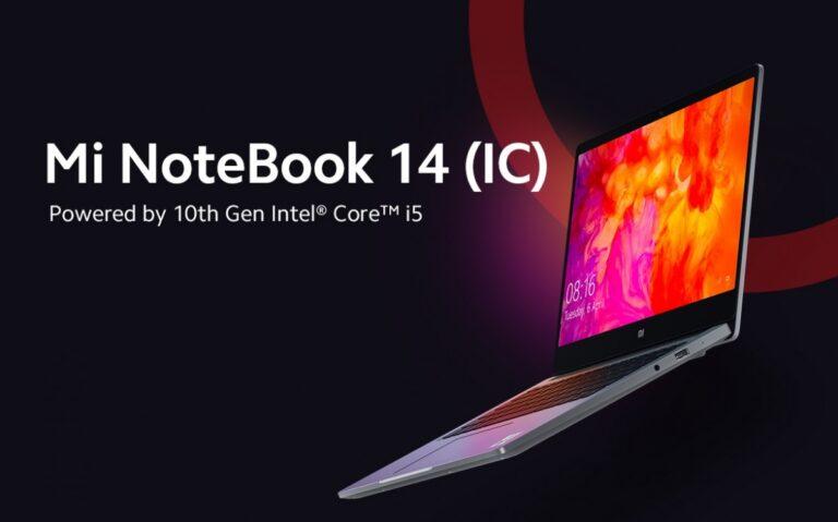 Xiaomi, entegre kameralı yeni Mi Notebook 14'ü tanıttı