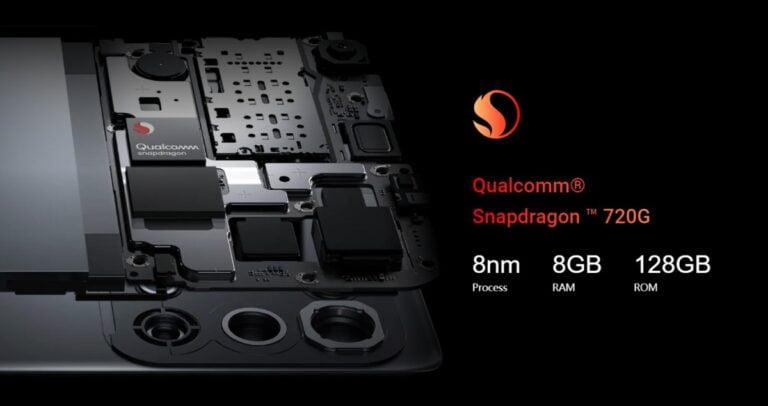 Oppo Reno5 4G, S720G yonga seti, 64 MP ana kamera ve 50W şarj ile duyuruldu