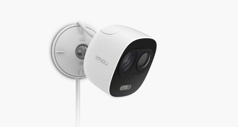 Imou Looc güvenlik kamerası: Eviniz için aktif koruma