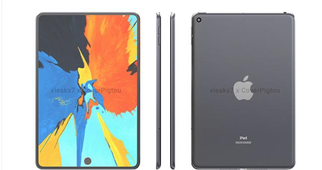 iPad mini 6 tasarımı sızdırıldı! İşte detaylar