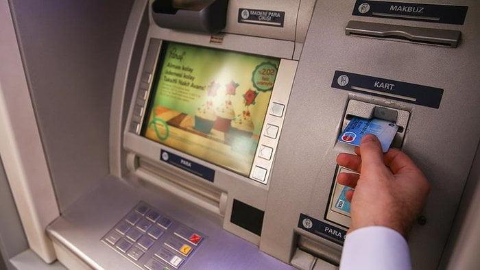 kamu bankaları ATM