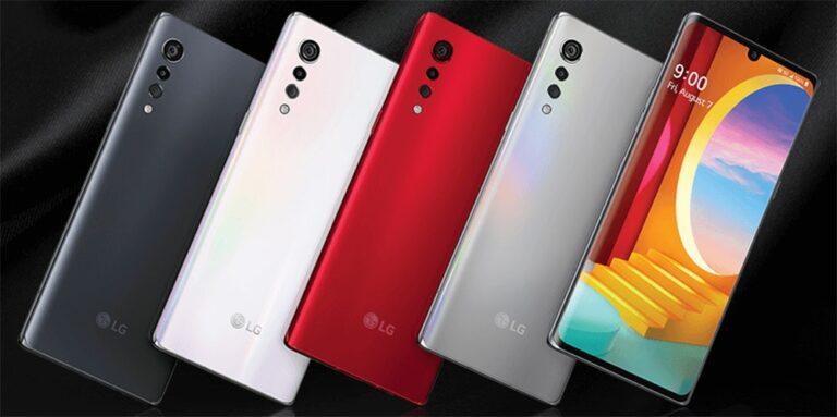 LG Velvet 5G, Android 11 güncellemesi alıyor