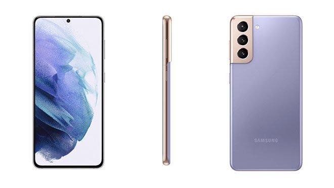Samsung Galaxy S21 renk seçenekleri çoğalıyor!