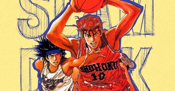 Basketbol efsanesi Slam Dunk mangası film oluyor!