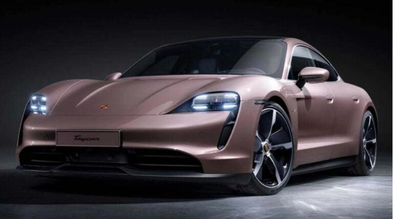 2021 model Porsche Taycan fiyatı belli oldu