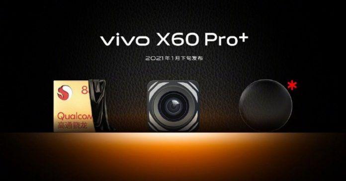 Vivo X60 Pro Plus, hızlı 55W şarj desteğiyle geliyor
