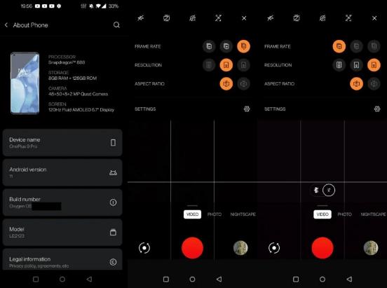 OnePlus 9 Pro temel özellikleri ortaya çıktı!