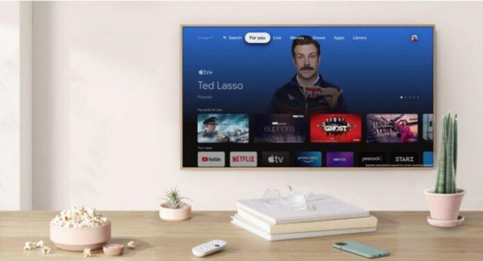 Apple TV uygulaması Google TV'ye geliyor