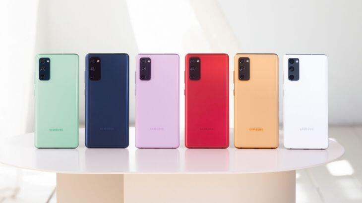 Samsung Galaxy S20 serisi, yeni güncellemeyle kamera performansını iyileştiriyor